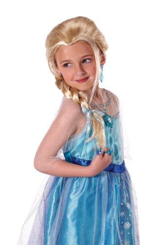 Disney Die Eiskönigin - Elsa's Perücke (Disney Elsa Perücke)