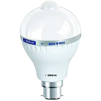 Oreva 6-Watt Sensor LED Bulb (Cool Day Light)