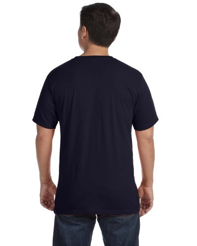 anvil Herren Sustainable T-Shirt / 450 Marineblau