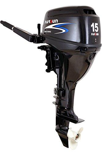 Außenborder Parsun F15 BMS: 15 PS Kurzschaft Bootsmotor, Außenbordmotor, Flautenschieber (Ps Außenbordmotor)