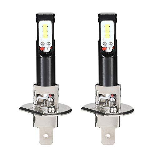 2PCS Pcs H1 160 Watt 6500 Karat High Power Auto Scheinwerferlampen Abblendlichtscheinwerfer Glühlampen Super Helle Auto L Praktisch