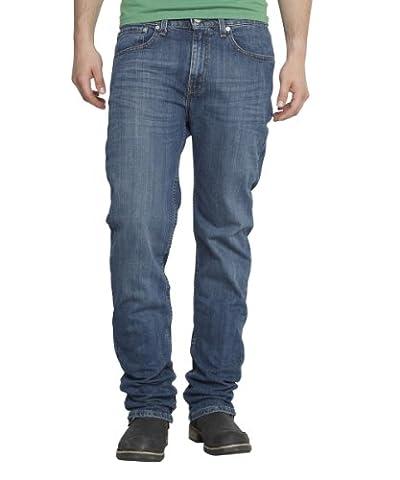 Levi's® Herren Jeans Standard Fit 751,/ Lang, Gr. 34/34, Blau (Stretch Medium ) (Strauß Denim)