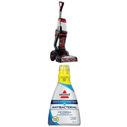 bissell-proheat-2x-revolution-carpet-cleaner-and-antibacterial-shampoo-bundle