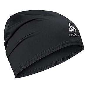 Odlo Herren Ceramiwarm Pro Mütze, Black, One Size