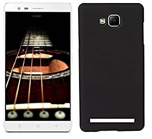 Cell-loid Premium black back cover for Lenovo A7700