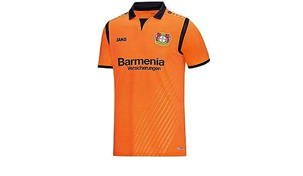 Fan Shop Jako Bayer Leverkusen Maglia da Trasferta 2017/2018 ...