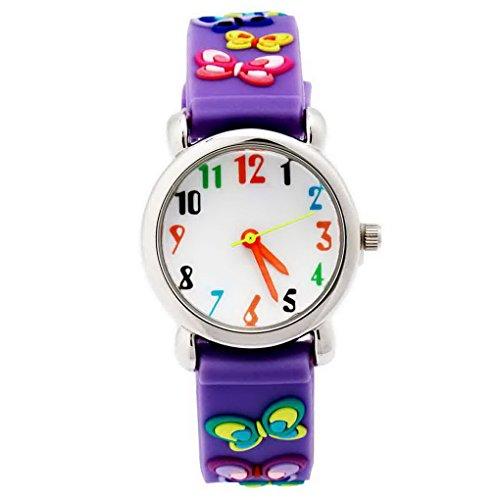 happy-cherry-orologio-ragazza-bambini-da-polso-al-quarzo-cinturino-di-silicone-3d-di-disegno-animal-