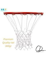 CDsport, Retina Da Basket, Specialistica, Extra Pesante, In Nylon HT, Qualità Premium