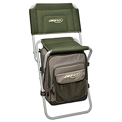 Backpack chair bag Airflo Comfort-Zone Fly Sea Coarse Carp Fishing Seat Bag Ex Demo by Airflo