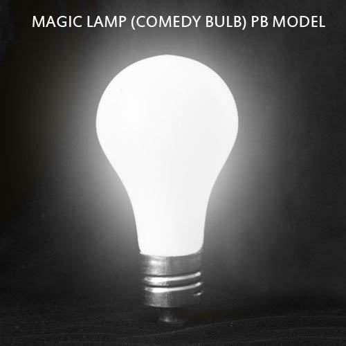 Close Up Comedy Magic Lampe LED Glow In Hand Modell Batterie Glühbirne Zaubertrick (Magische Glühbirne)