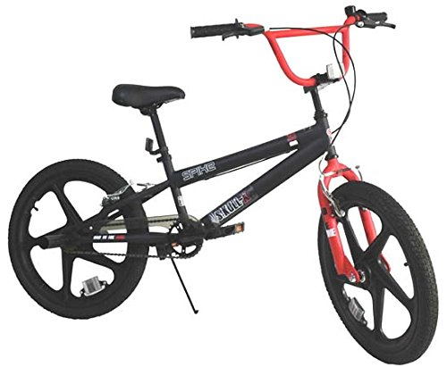 HYPER MAX BMX   BLACK AND RED