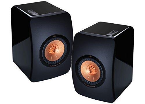 Lautsprecher-installation (Lautsprecher HiFi LS 50KEF Ultimate 1GB Speicher Typ Black Glossy/Schwarz glänzend/Pair/Paar Zwei Wege Q Bass Reflex, 47–45kHz (-6), 25100W Verstärker, 85dB, 302x 200x 278mm, 7,2kg Shop Intermarket Hi-Rom Entwurf, Verkauf, Installation, Technische Hilfe von HiFi, Video, Audio, Zubehör, Musik flüssig, DJ, Home Automation, Möbel.)