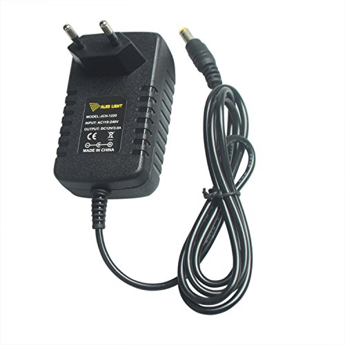 Amazon.es - 12V 2A Power Adaptor with DC Jack EU