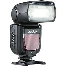 Godox TT600 Speedlite Flash con Transmisión Inalámbrica 2.4G Inalámbrica para Canon, Nikon, Pentax, Olympus y otras Cámaras Digitales con Hotshoe Estándar con Difusor WINGONEER