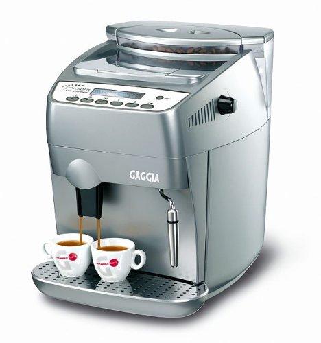 Gaggia Espresso-Vollautomat Syncrony Digital (Dampfdüse)