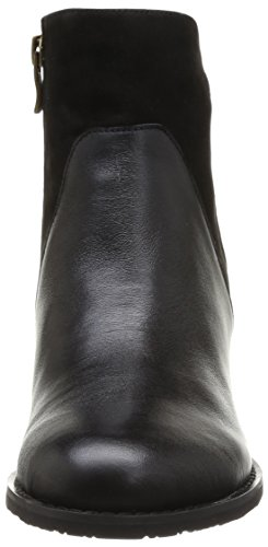 ESSKA Just, Bottines fourrées femme Noir (Black)