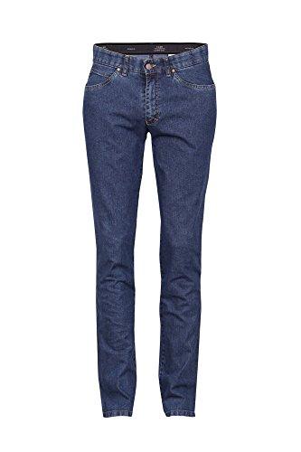 Michaelax-Fashion-Trade Club of Comfort - Herren Five Pocket Jeans, James (4631), Größe:56, Farbe:Dark Blue (44) - James Jeans 5-pocket-jeans