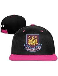 ZMYGH cap Hat West Ham United FC London Logo (1) Unisex Hip Hop Baseball 0e2e8435858d