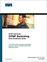 CCNP Switching Exam Certification Guide with CDROM (Cisco Certification & Training) by Tim Boyles (2000-12-20)