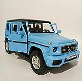#8: Tingoking RMZ City - 1/36 Mercedes Benz G63 AMG (W463) Matte Blue