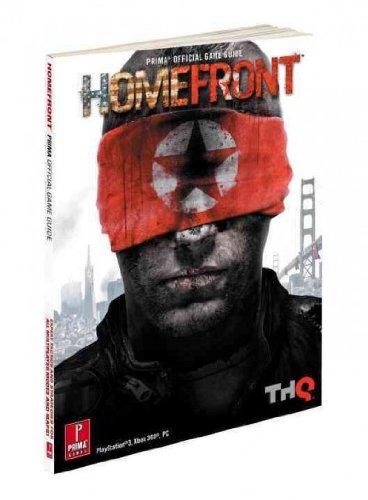 [(Homefront: Prima's Official Game Guide )] [Author: David Hodgson] [Mar-2011]