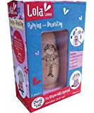 Charlie and Lola Wooden Doll Painting Set