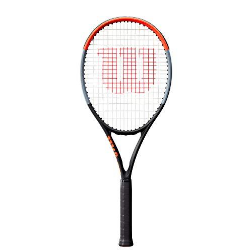 WILSON Raquette de Tennis Clash 100l wr008711 Non cordee-t2 (4 1/4 us)