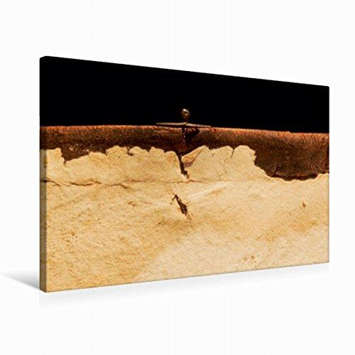 Calvendo Premium Textil-Leinwand 75 cm x 50 cm quer Buch | Wandbild, Bild auf Keilrahmen, Fertigbild auf echter Leinwand, Leinwanddruck Kunst Kunst (75 Leser)