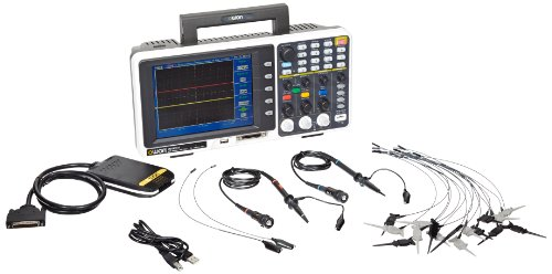 OWON-Series Mixed-Signal-Oszilloskop mit 16-Kanal Logikanalysator, 2Kanäle, 200 MHz, 2GS/s Sample Rate, 1