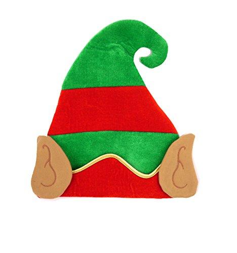 Cappello da elfo di peluche con orecchie 65f8e11aff5f