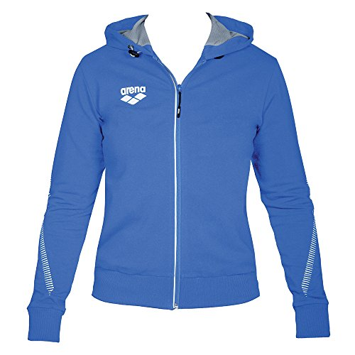 Arena W TL Hooded Jacket, Royal , M