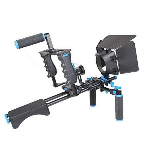 Ocamo flexibel verstellbar Fotografien Kamera Halterung Stabilisator-Kit für Canon/Nikon/Pentax/Sony