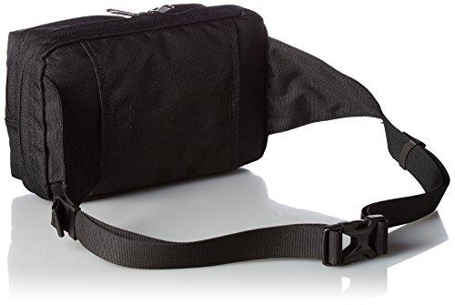 Jack Wolfskin Gürteltasche Upgrade - Riñonera de senderismo, color negro, talla única