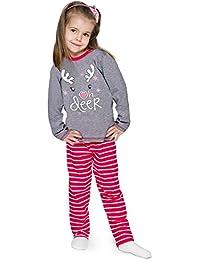 Merry Style Pijama para Niñas 1166