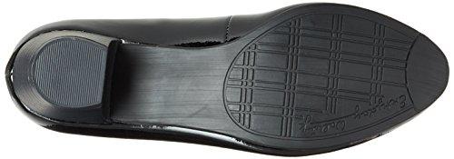 Softline22360 - Scarpe con Tacco Donna Nero (Black Patent)