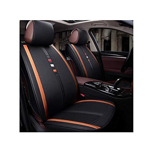Frühling Lounge-sessel Sitz (XINKONG Sitzkissen Autositzbezug Vier Jahreszeiten Universal Leinen Kissen Frühling Und Herbst Kissen All-Inclusive-Kissen (Color : Black))