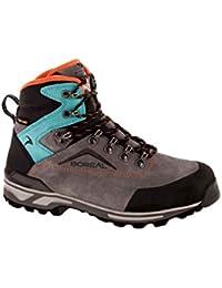 Boreal Turkana - Zapatos de montaña para mujer, color gris, talla 5