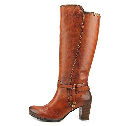 Pikolinos Vocal Womens Long Boots Tan