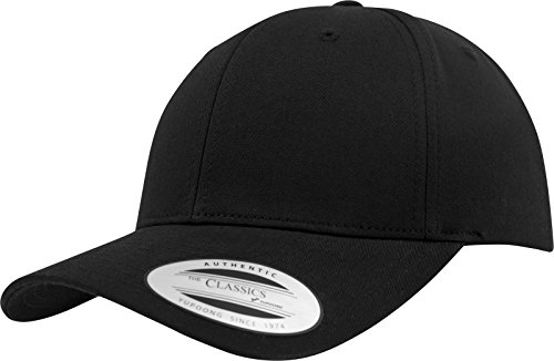 Grey/black One Size Hats Genial Flex Fit Unisex Arch Snapback Cap Men's Accessories