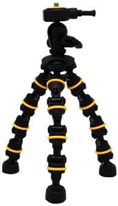 Ideal Solution ID-MiniFlex Trépied flexible/articulé pour Appareil photo Compact Noir