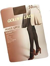 c0a477162df GOLDEN LADY COLLANT DONNA MAKE UP 50 DEN - CONFEZIONE DA 3 PAIA - BASICO