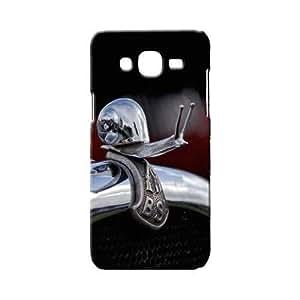 BLUEDIO Designer 3D Printed Back case cover for Samsung Galaxy E5 - G2181