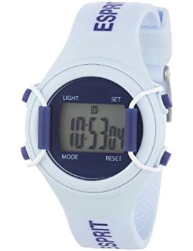 Esprit Jungen-Armbanduhr Sports Star Digital Quarz Kautschuk ES900624005