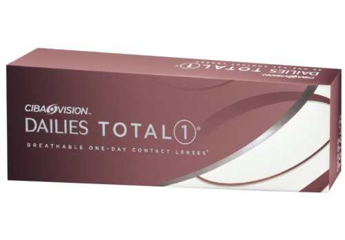 Ciba Vision - Dailies Total1, 1x30 Ein-Tages-Kontaktlinsen