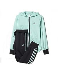 Adidas Survêtement pour fille avec capuche