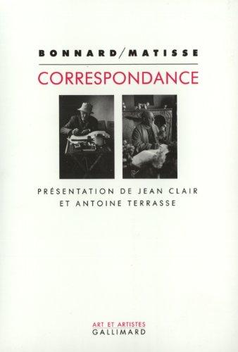 Correspondance: (1925-1946)