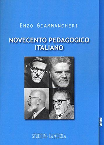 Novecento pedagogico italiano