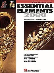 Essential Elements 2000 - Book 2 (Eb Alto