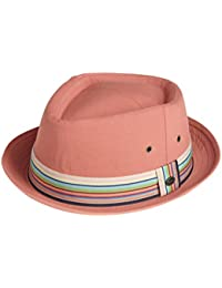 Revive Online 100 % Cotton NYC Style Pork Pie Hat