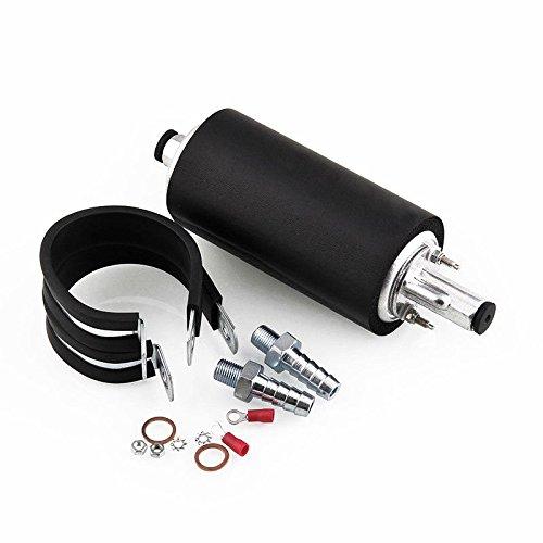 o Kraftstoff Pumpe Inline 255lph Performance mit Kit gut gemacht ()